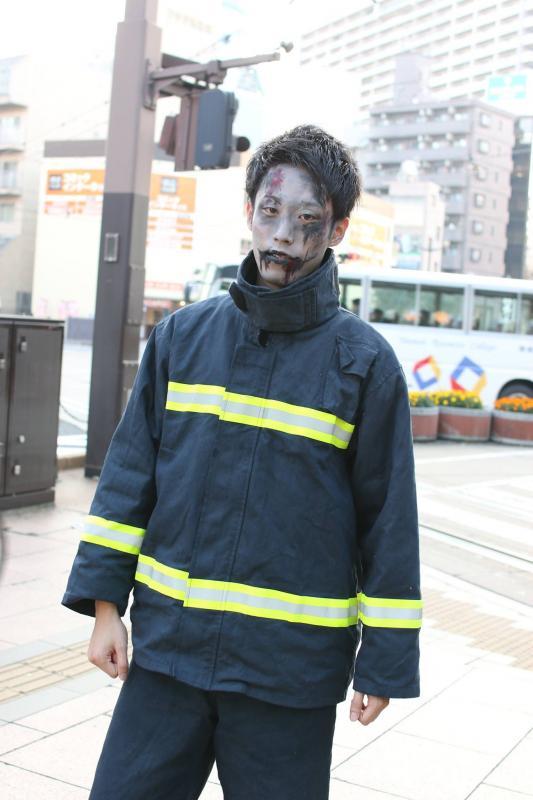 広島フェイスペイント組合-横川ゾンビナイト3-1027-0052