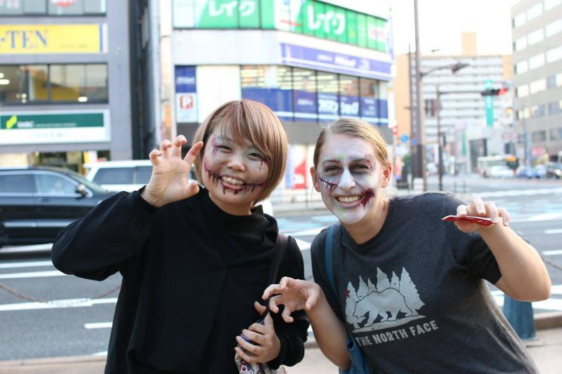 広島フェイスペイント組合-横川ゾンビナイト3-1027-0060