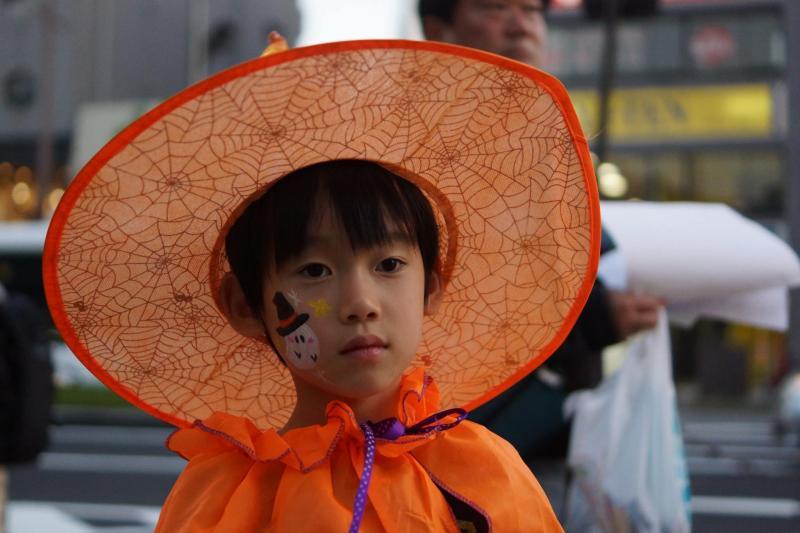 広島フェイスペイント組合-横川ゾンビナイト3-1027-0071