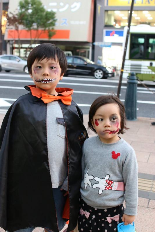 広島フェイスペイント組合-横川ゾンビナイト3-1027-0087