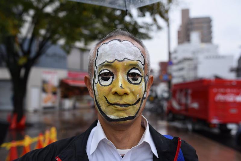 広島フェイスペイント組合-横川ゾンビナイト3-1028-0004