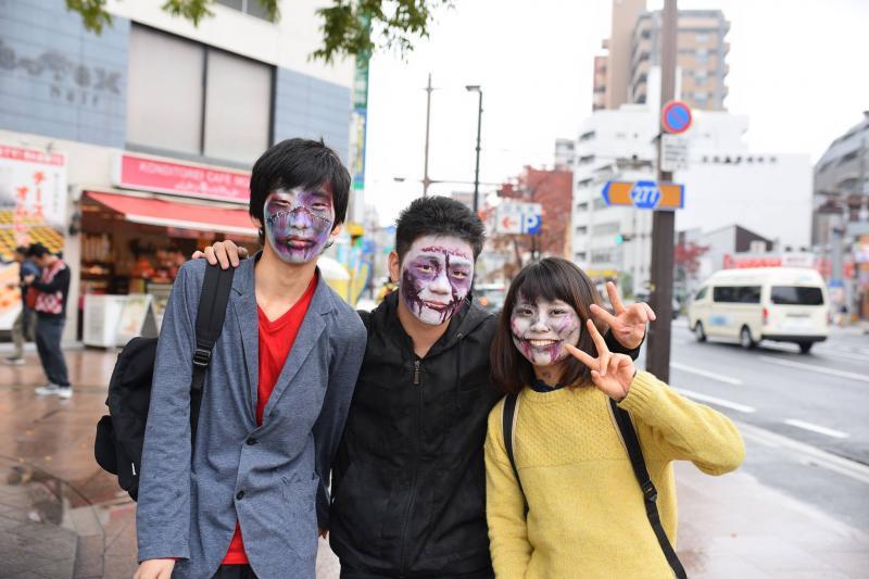 広島フェイスペイント組合-横川ゾンビナイト3-1028-0006