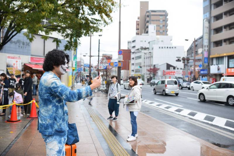 広島フェイスペイント組合-横川ゾンビナイト3-1028-0007