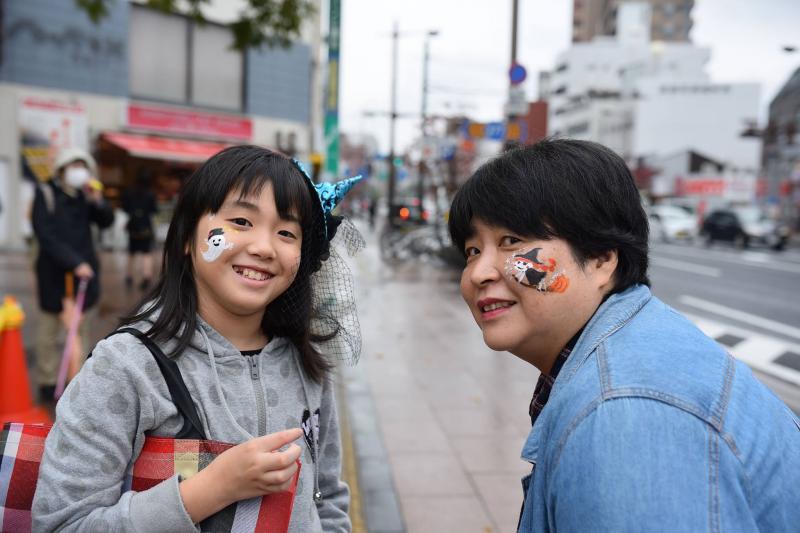 広島フェイスペイント組合-横川ゾンビナイト3-1028-0010