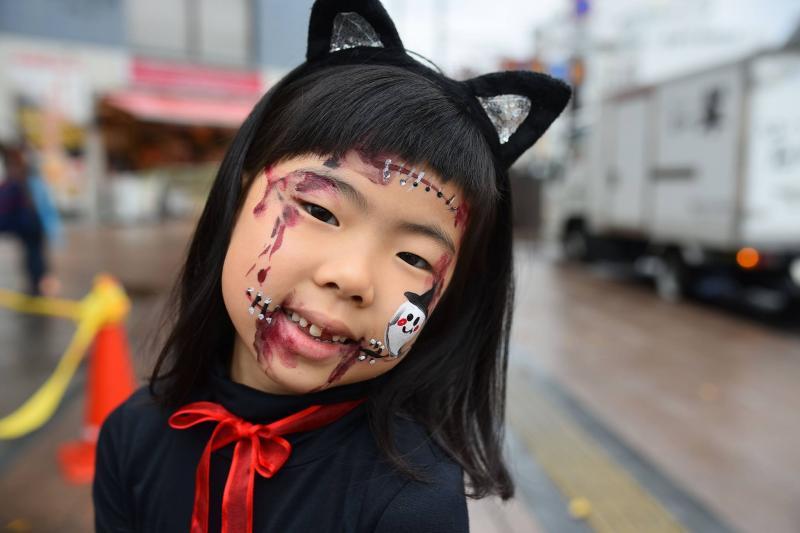 広島フェイスペイント組合-横川ゾンビナイト3-1028-0017