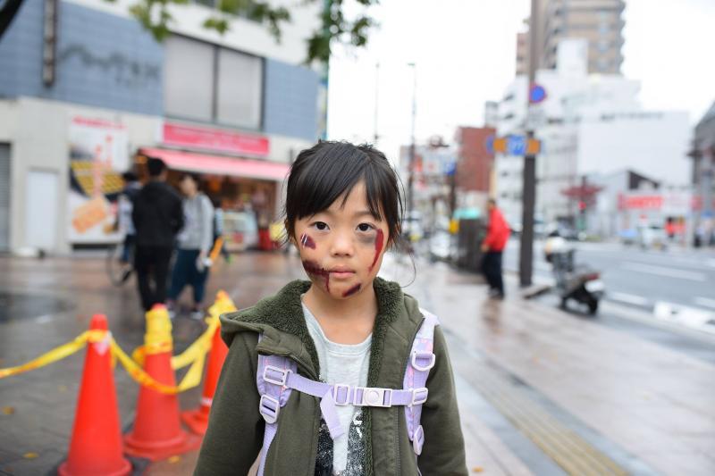 広島フェイスペイント組合-横川ゾンビナイト3-1028-0020