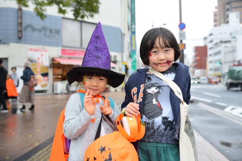 広島フェイスペイント組合-横川ゾンビナイト3-1028-0025