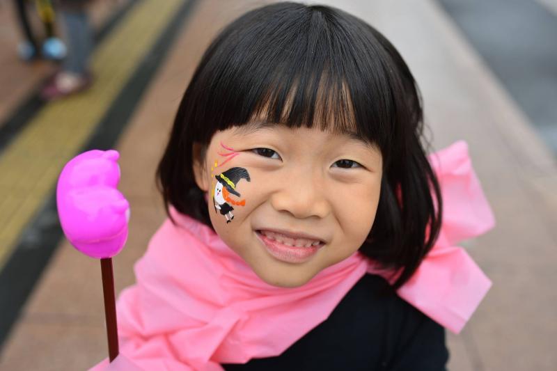 広島フェイスペイント組合-横川ゾンビナイト3-1028-0033