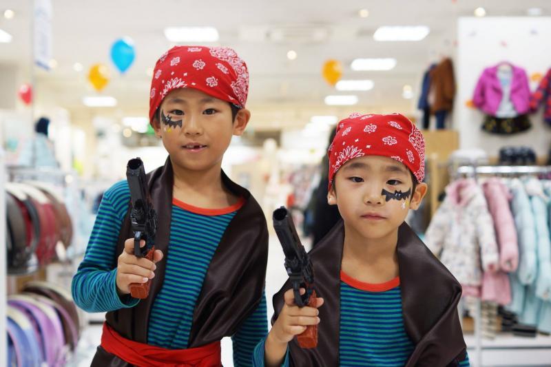 広島フェイスペイント組合-天満屋広島緑井店-ハロウィンキッズ2017-0023