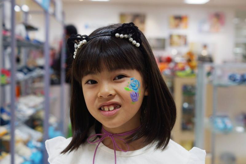 広島フェイスペイント組合-天満屋広島緑井店-ハロウィンキッズ2017-0028