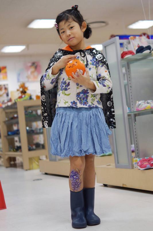広島フェイスペイント組合-天満屋広島緑井店-ハロウィンキッズ2017-0032