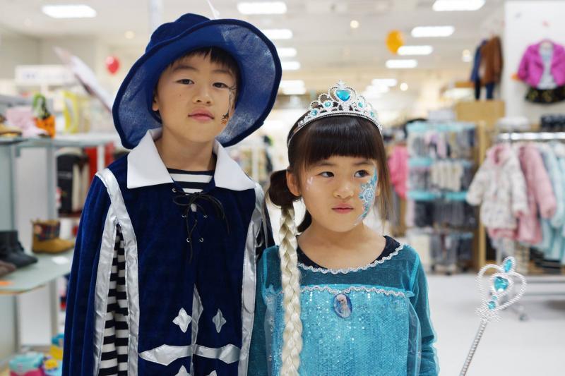 広島フェイスペイント組合-天満屋広島緑井店-ハロウィンキッズ2017-0039