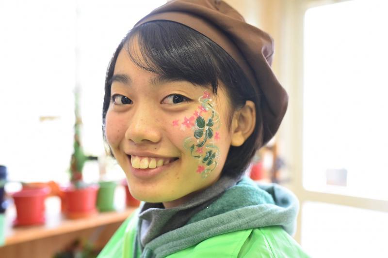 広島フェイスペイント組合-道の駅アリストぬまくま-感謝祭2017-005