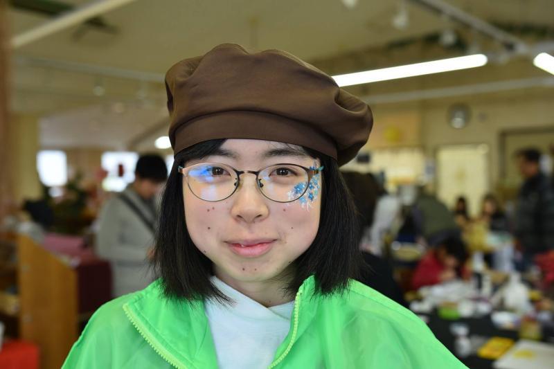 広島フェイスペイント組合-道の駅アリストぬまくま-感謝祭2017-015