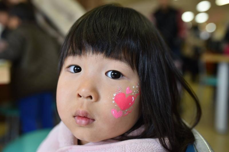 広島フェイスペイント組合-道の駅アリストぬまくま-感謝祭2017-018