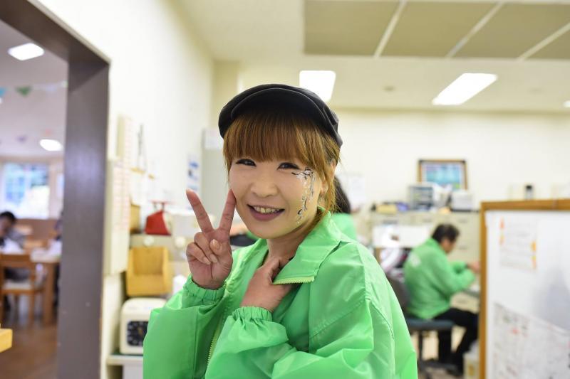 広島フェイスペイント組合-道の駅アリストぬまくま-感謝祭2017-019