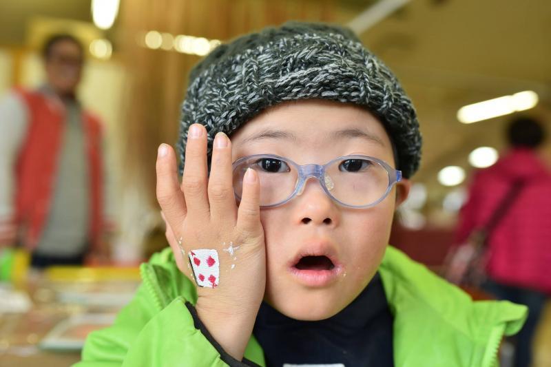 広島フェイスペイント組合-道の駅アリストぬまくま-感謝祭2017-025