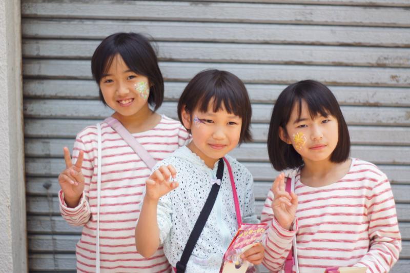 広島フェイスペイント組合-第23回横川ふしぎ市-0008
