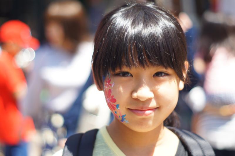 広島フェイスペイント組合-第23回横川ふしぎ市-0024