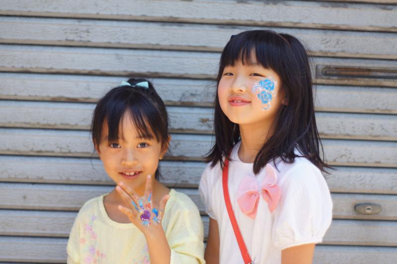 広島フェイスペイント組合-第23回横川ふしぎ市-0027