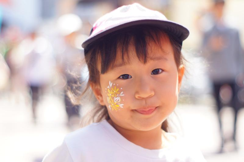 広島フェイスペイント組合-第23回横川ふしぎ市-0033