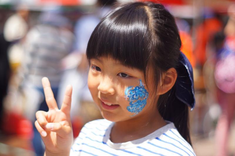広島フェイスペイント組合-第23回横川ふしぎ市-0035