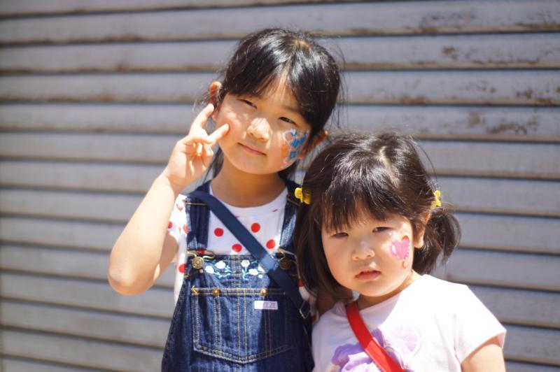 広島フェイスペイント組合-第23回横川ふしぎ市-0038