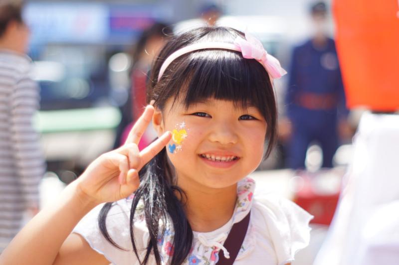 広島フェイスペイント組合-第23回横川ふしぎ市-0039