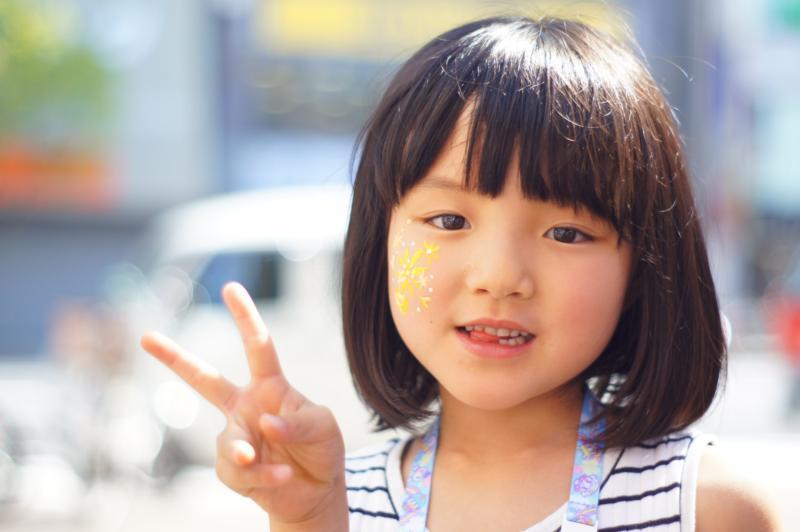 広島フェイスペイント組合-第23回横川ふしぎ市-0066