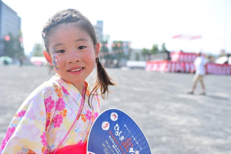 広島フェイスペイント組合-ひろしま盆ダンス-0015