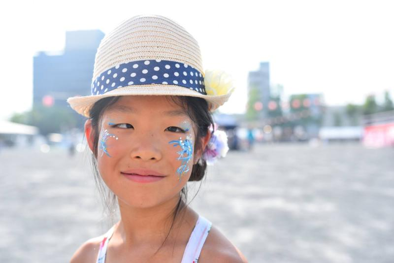 広島フェイスペイント組合-ひろしま盆ダンス-0018