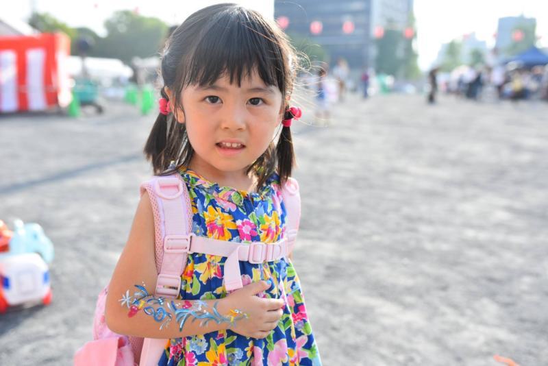広島フェイスペイント組合-ひろしま盆ダンス-0021