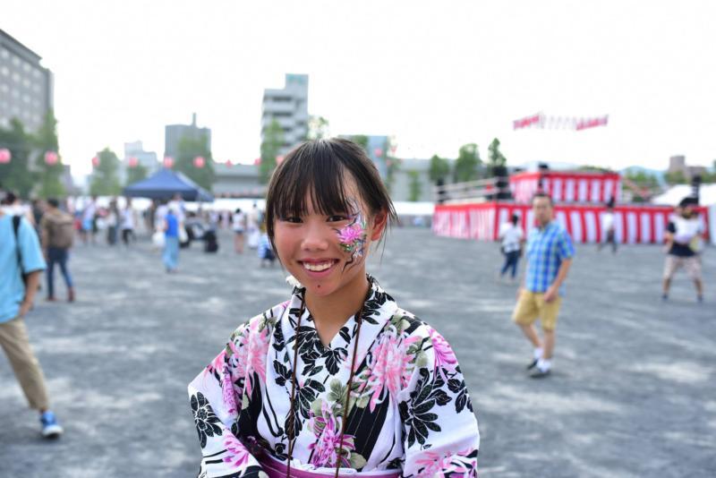 広島フェイスペイント組合-ひろしま盆ダンス-0027