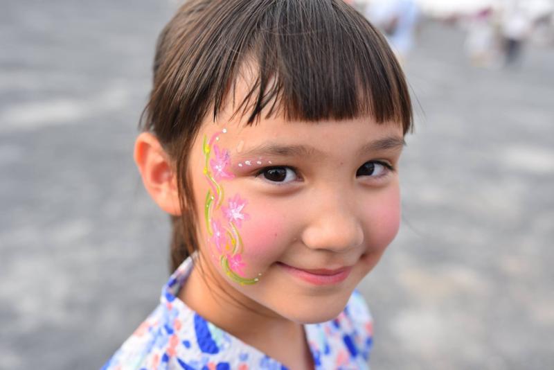 広島フェイスペイント組合-ひろしま盆ダンス-0030