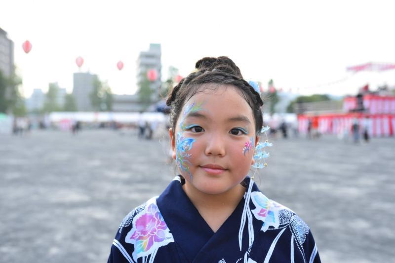 広島フェイスペイント組合-ひろしま盆ダンス-0032