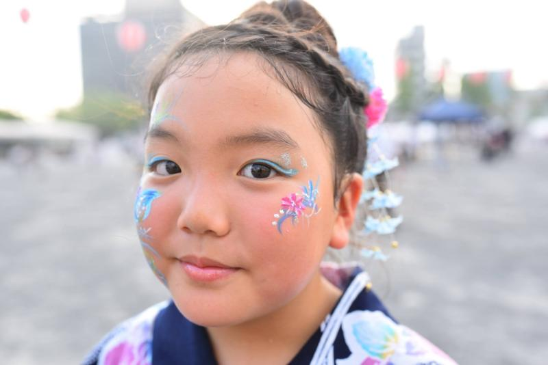 広島フェイスペイント組合-ひろしま盆ダンス-0033