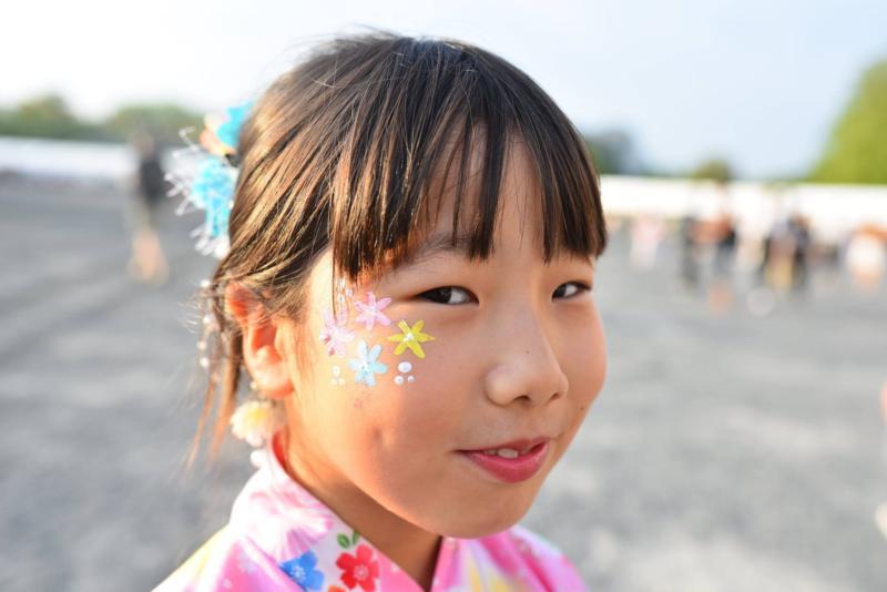 広島フェイスペイント組合-ひろしま盆ダンス-0034