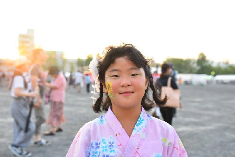 広島フェイスペイント組合-ひろしま盆ダンス-0042