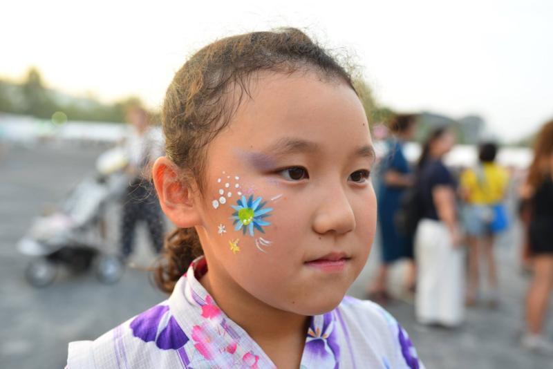 広島フェイスペイント組合-ひろしま盆ダンス-0044