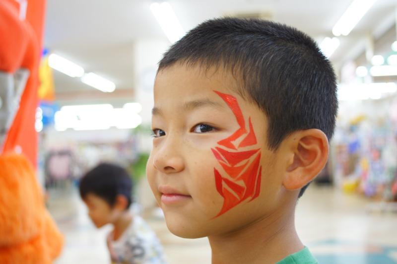 広島フェイスペイント組合-どえりゃあ祭-011