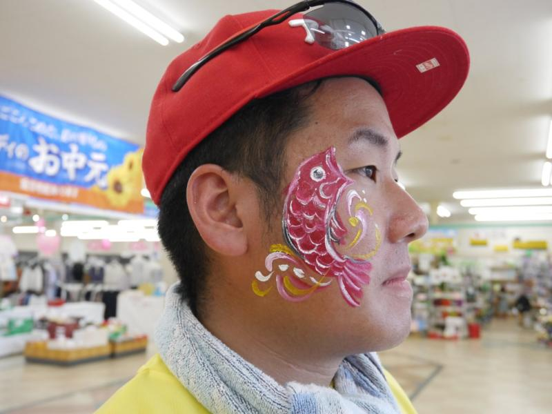 広島フェイスペイント組合-どえりゃあ祭-018