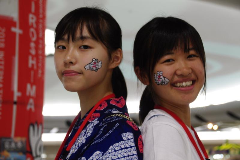 広島フェイスペイント組合-アニフェス前夜祭-012