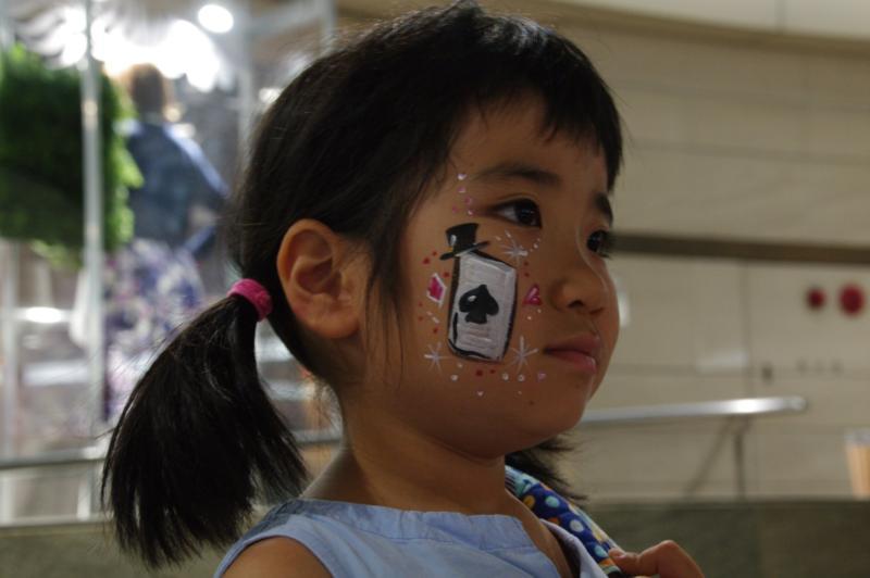広島フェイスペイント組合-アニフェス前夜祭-016