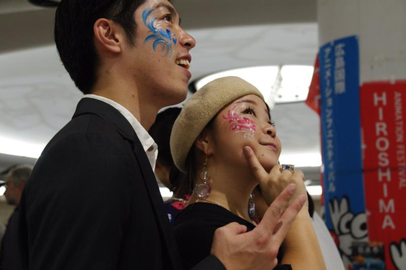 広島フェイスペイント組合-アニフェス前夜祭-07