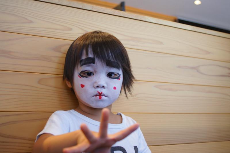 広島フェイスペイント組合-広島鯉城ライオンズクラブ 家族例会-07