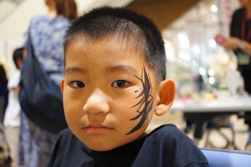 広島フェイスペイント組合-親子でふれあいフェスティバル-012