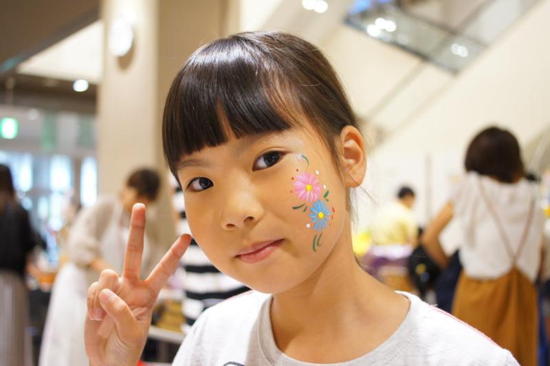 広島フェイスペイント組合-親子でふれあいフェスティバル-014
