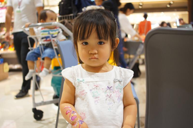 広島フェイスペイント組合-親子でふれあいフェスティバル-08