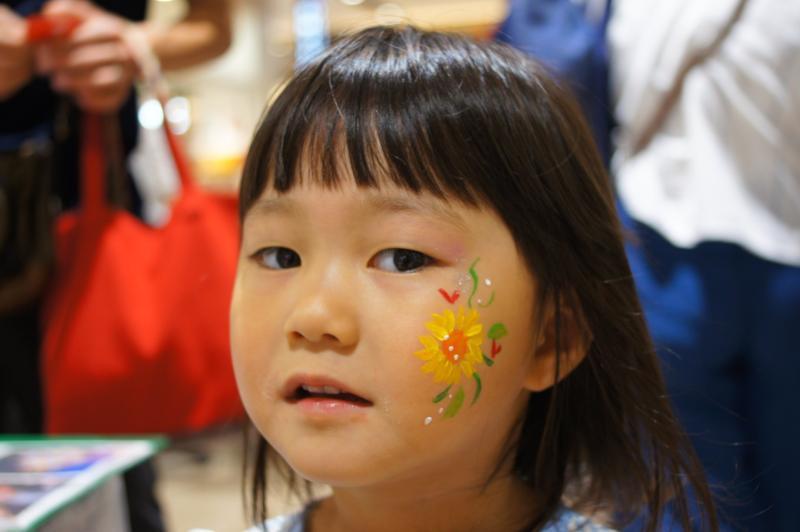 広島フェイスペイント組合-親子でふれあいフェスティバル-09