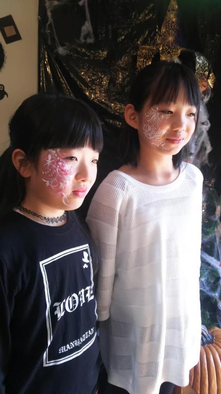 広島フェイスペイント組合-第3回フードフェスタin深原公園-014